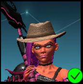 Erica Straw Hat