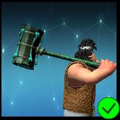 Breakbone Corrupted Hammer