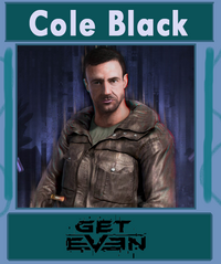 Cole Black character