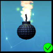Vaako Blue Bomb