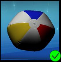 Graphite Beach Ball