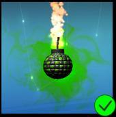 Vaako Corrupted Bomb