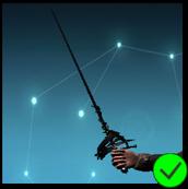 Zorro Rapier of Thorns