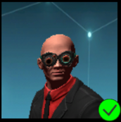 Yakshi Steampunk Goggles green