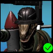 Raptor normal helmet
