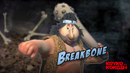 Breakbone updated Promo