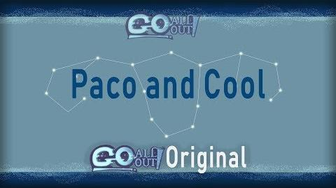 Go All Out! Fighter Showcase- Paco and Cool
