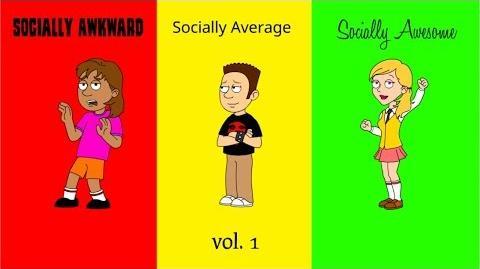 Socially Awkward vs. Average vs. Awesome Vol. 1