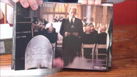 Six Feet Under The Complete Series DVD Special Edition Review