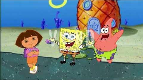 Dora Ungrounds Spongebob Ungrounded