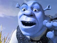 255Blue Shrek