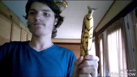 The Banana Man 8 The Night Of The Living Banana