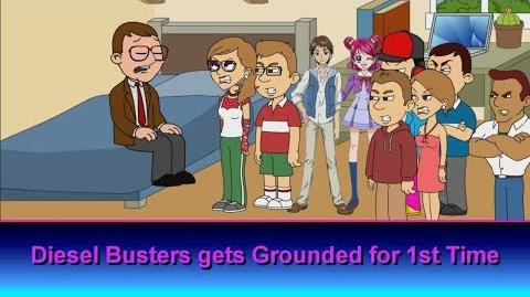 Diesel Busters gets Grounded for 1st Time