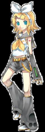Rin Kagamine