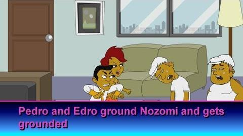 Pedro and Edro ground My Friend Grounded