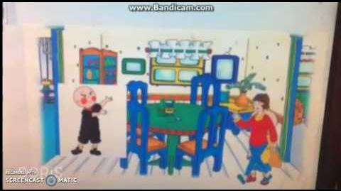 Evil Caillou gets Grounded - Intro - (Seasons 1, 2 & 3)-0
