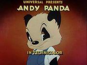 Andy Panda in real life
