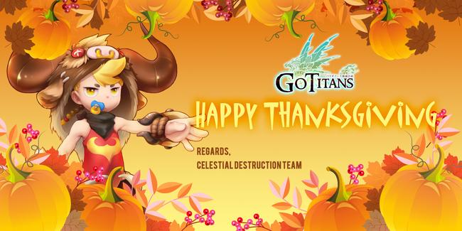 Wish Thanksgiving