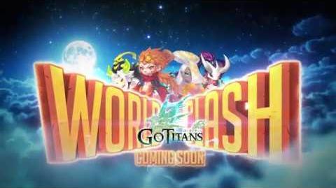 Go Titans World Clash