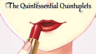 The Quintessential Quintuplets - Ending Sign