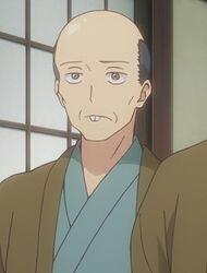 Profesor de historia anime