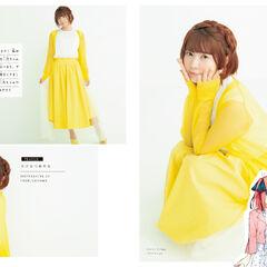 Ayana Taketatsu, voz de <a href=