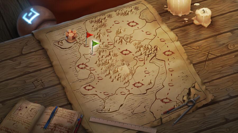 Map 1 3