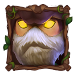 FW wild druid portrait small