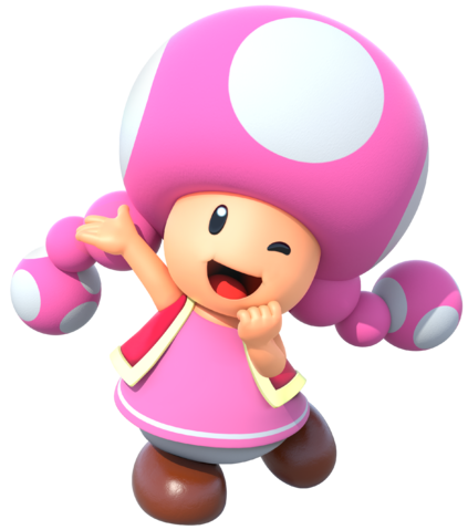 File:423px-Toadette - Mario Party 10.png