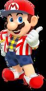 Casual Mario