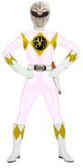 RetroMMPR-White Bandai
