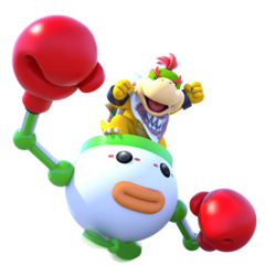Bowser Jr. artwork