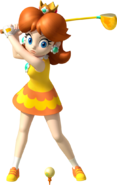 Princess Daisy Golf