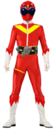 GoRanger-Red