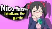 Nico yazawa idolizes the battle by superepicclay-d95y5r3