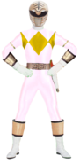 MMPR-White No Shield