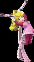 Princess Peach Olympics