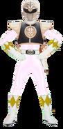 MMPR-White Bandai