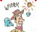 Toy Story Woody Drawing