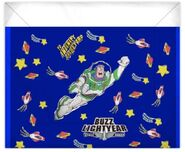 Toy Story 2 Buzz Lightyear-Themed Blanket