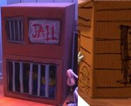 Toy Story Western Town Boxes Part 2