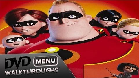 The Incredibles/DVD Menu | Go!Animate The Movie Wiki