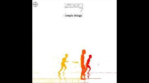 Zero 7 - Give it Away