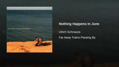 Nothing Happens In June