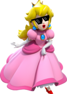 Miss P Artwork - Super Mario 3D World