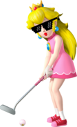 Miss P Artwork - Mario Golf World Tour