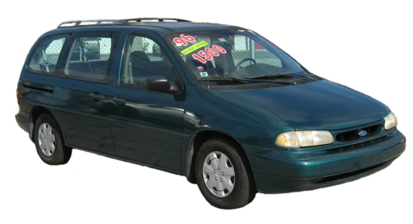 1996 Ford Windstar GL (Manual)