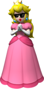 Miss P Artwork - Mario Party 7
