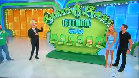 The Price is Right - Grand Game - 9 1 2016