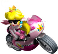 Miss P Artwork - Mario Kart Wii